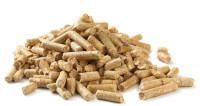 Alternative zu Brennholz in Form von Holzpellets
