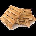 Brennholz als Buchenscheite
